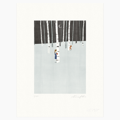 Shout (Alessandro Gottardo) / Snow Child