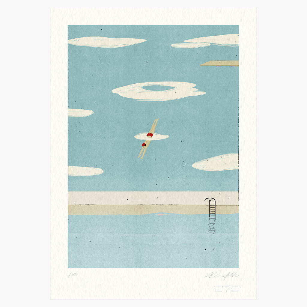 Shout (Alessandro Gottardo) / Swimming Pool
