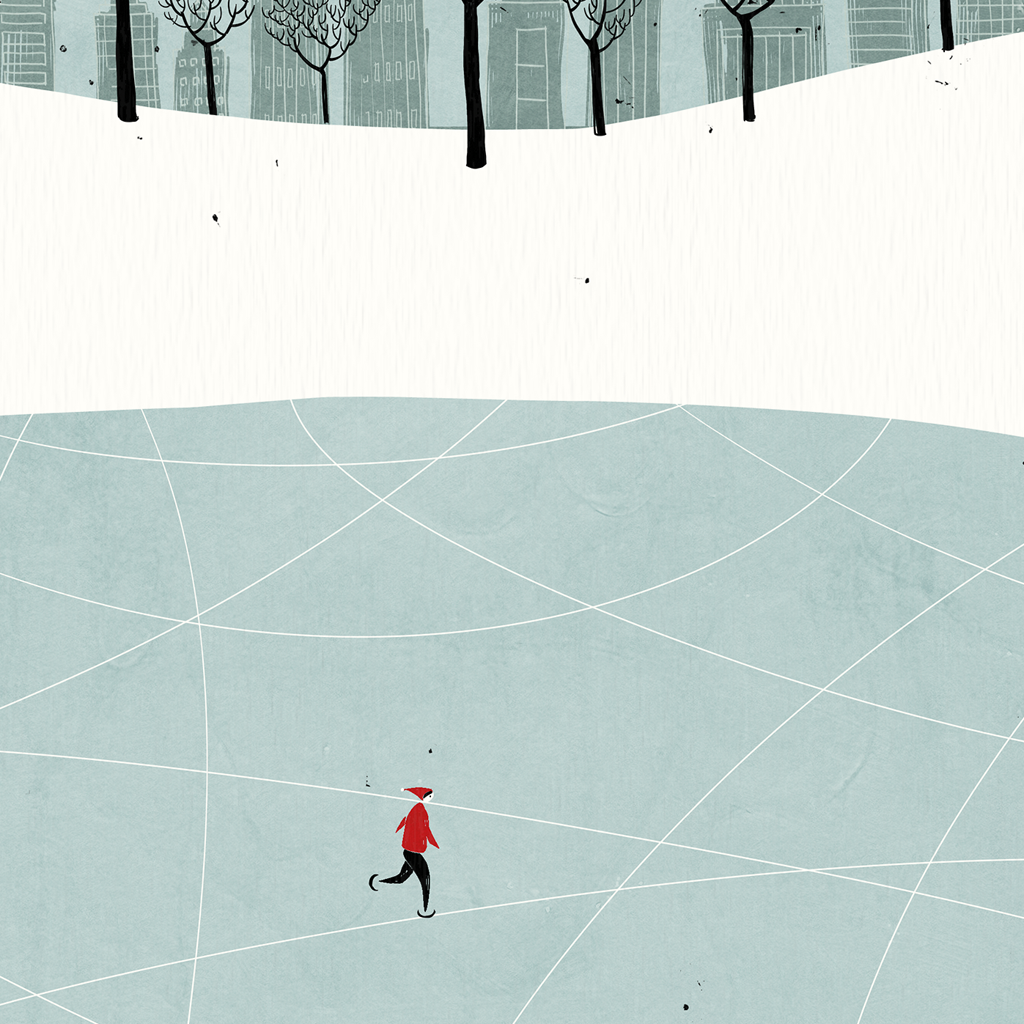 Shout (Alessandro Gottardo) / Three Perfect Days in NYC