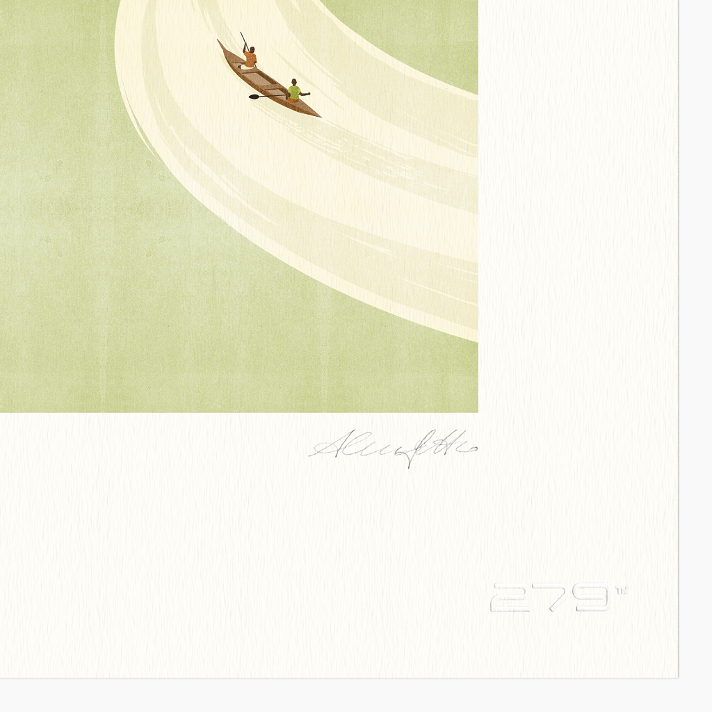 Shout (Alessandro Gottardo) / Tree River