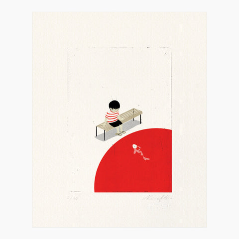 Shout (Alessandro Gottardo) / My Japan