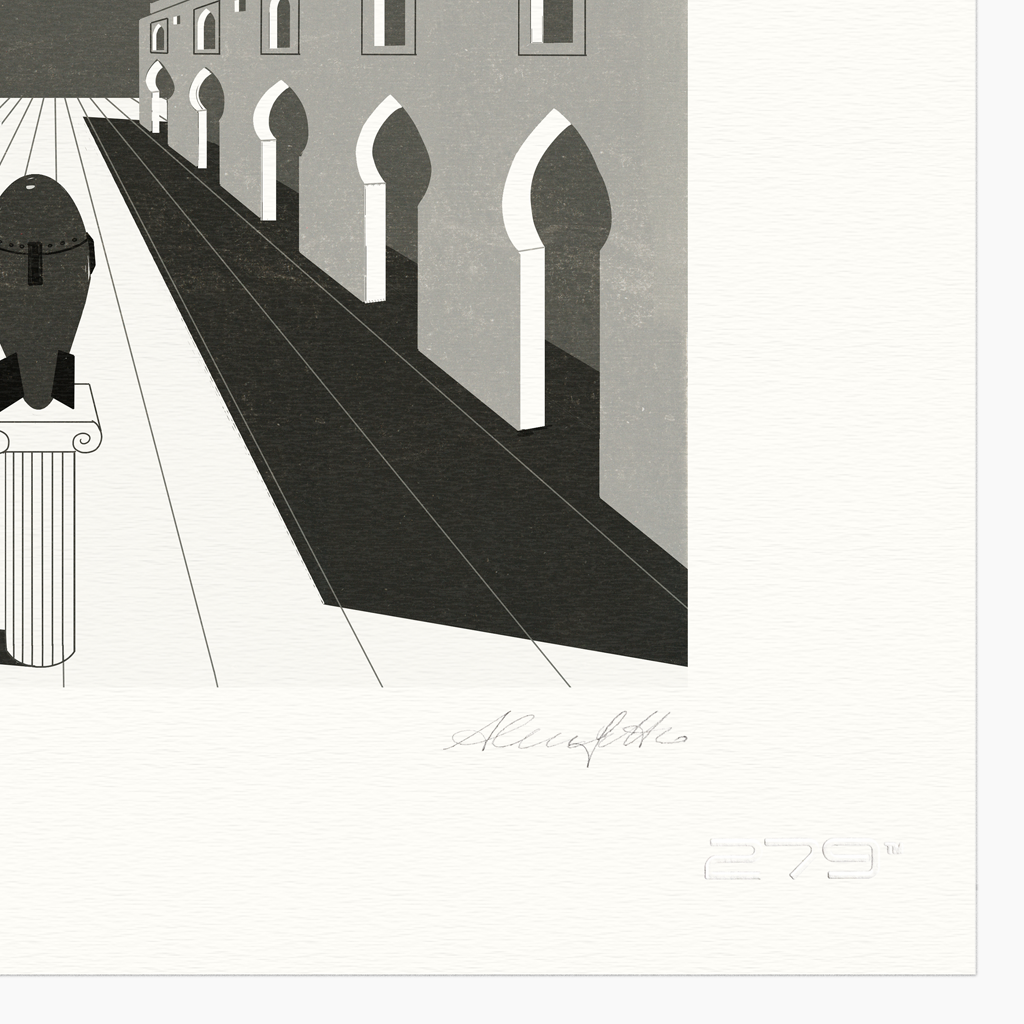 Shout (Alessandro Gottardo) / Occident and Orient Dilemma
