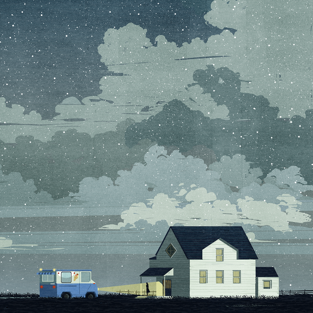 Shout (Alessandro Gottardo) / The Ice Cream Truck