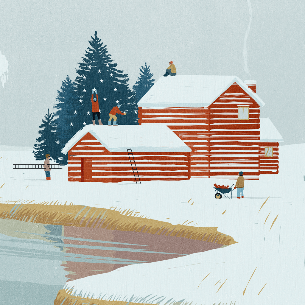 Shout (Alessandro Gottardo) / Red House
