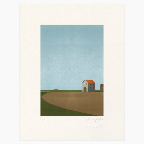 Shout (Alessandro Gottardo) / The Little Tavern of Words