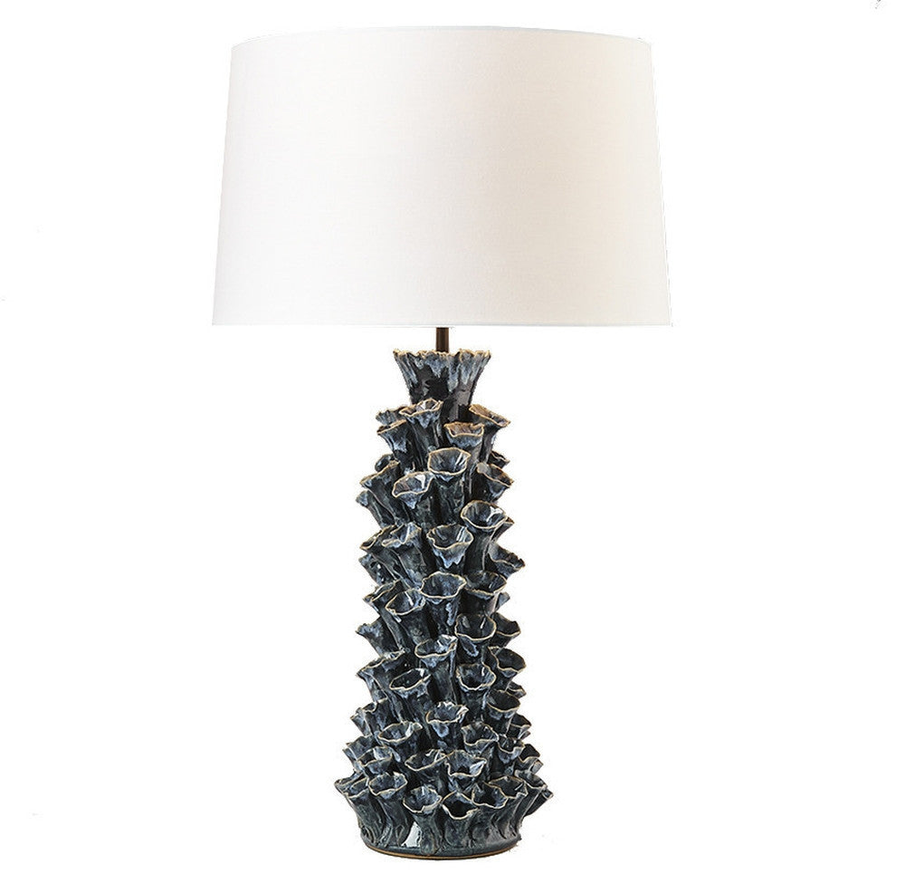 Barnacles Ceramic Lamp - O'THENTIQUE