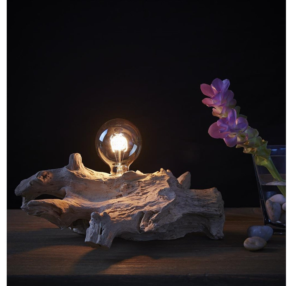 Driftwood Accent Lamp - O'THENTIQUE