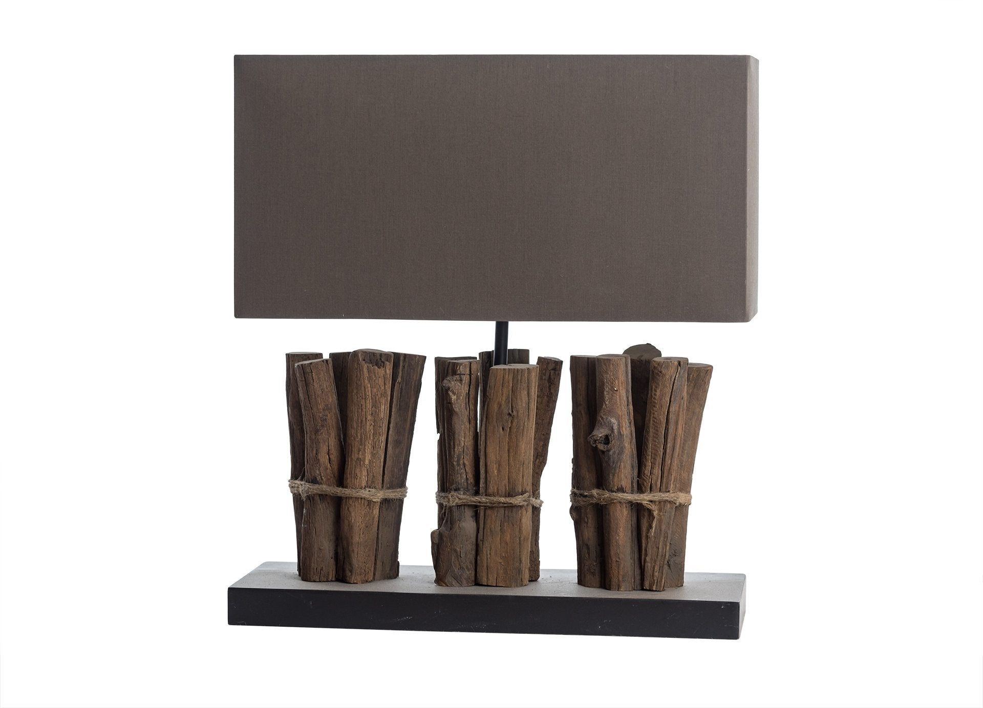 Driftwood Branch Table Lamp - O'THENTIQUE