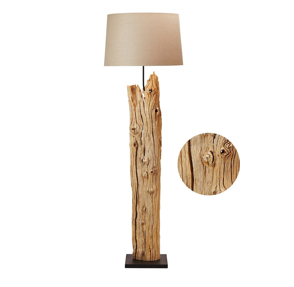 Driftwood Floor Lamp - O'THENTIQUE