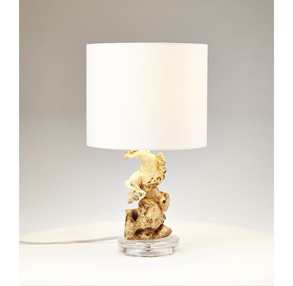 ... Driftwood Table Lamp   Ou0027THENTIQUE ...