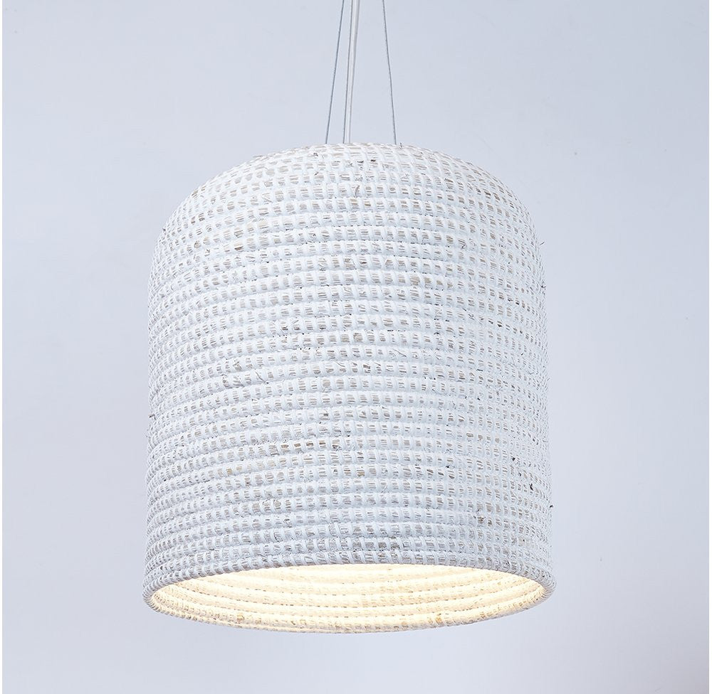 Seagrass Hanging Lamp - O'THENTIQUE