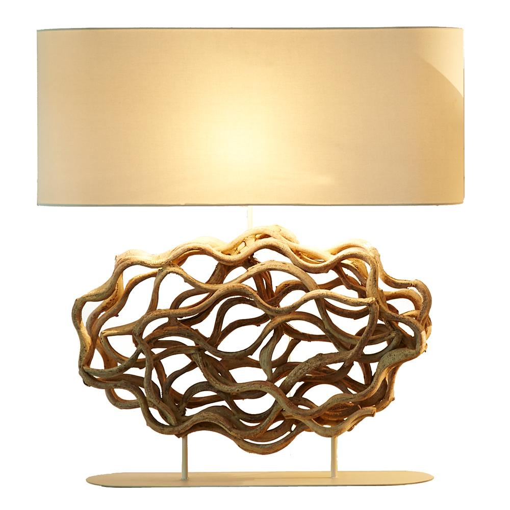 The Cloud Vine Table Lamp - O'THENTIQUE