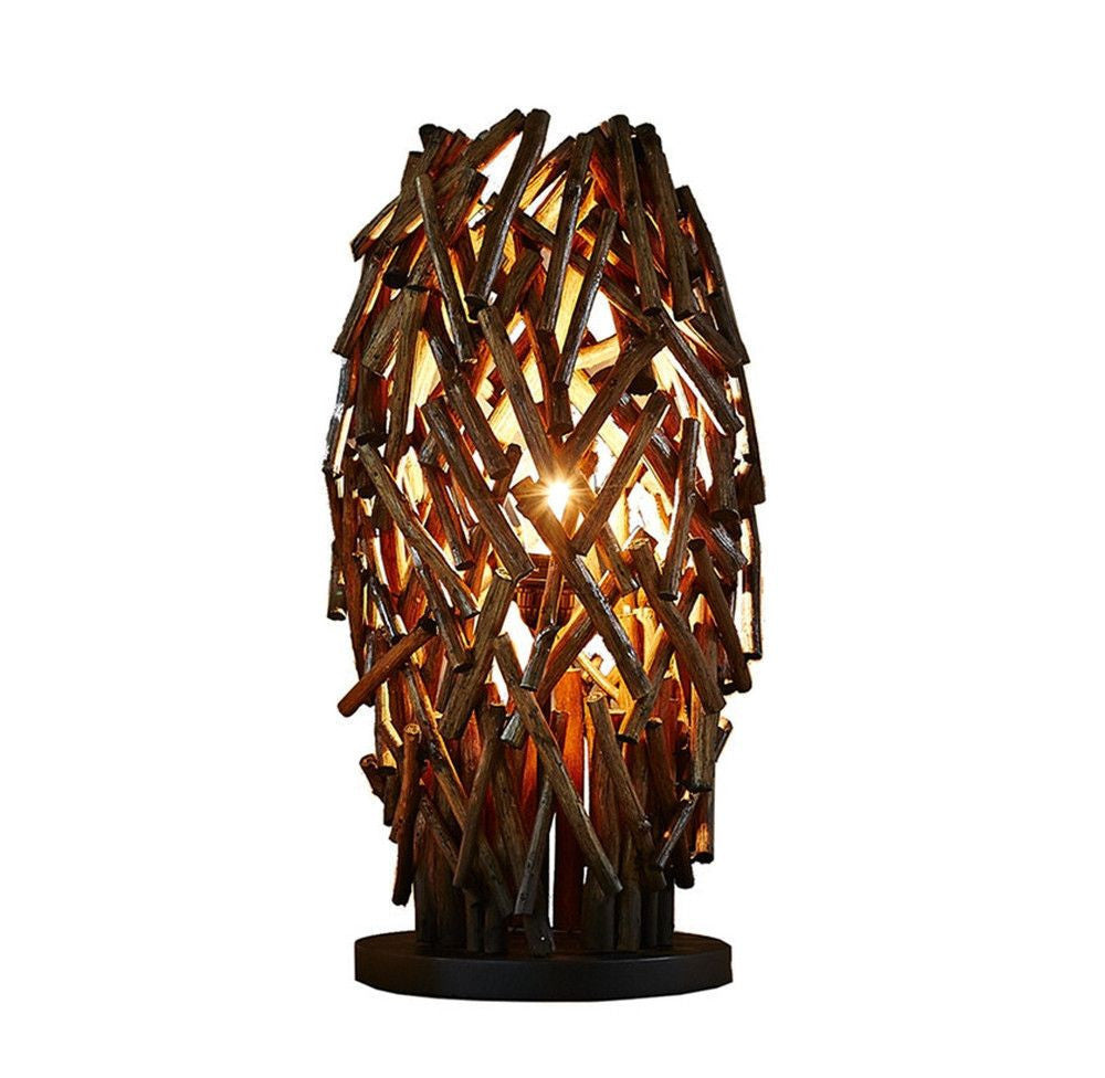 Wooden Ambience Lamp - O'THENTIQUE