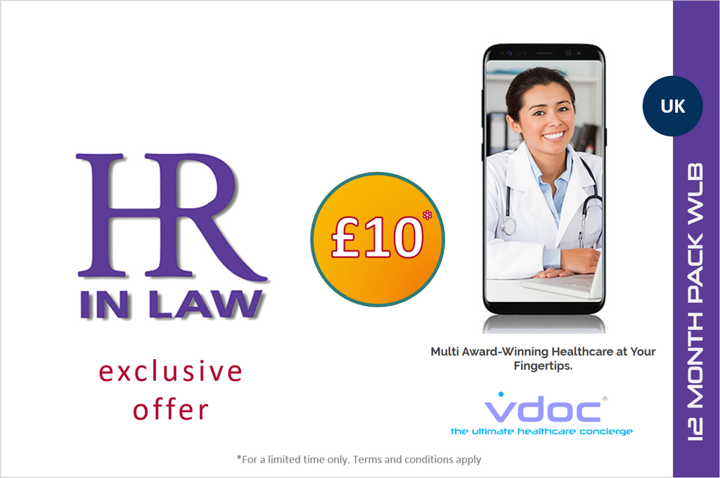 vdoc unlimited 12 months prepaid (HR in Law)