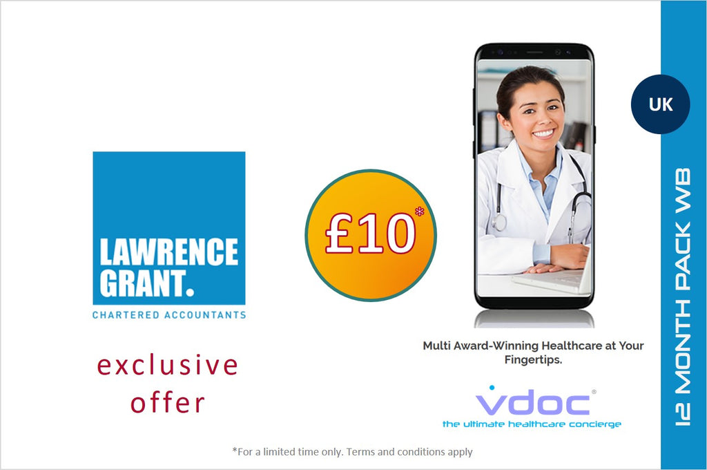 vdoc unlimited 12 months prepaid (LG)