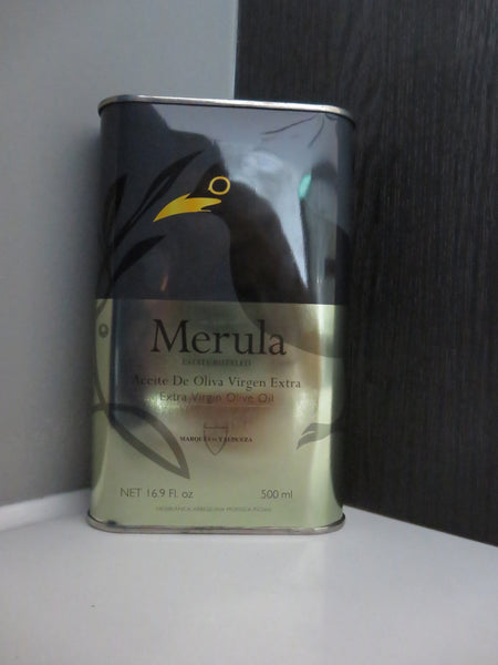 Merula Extra Virgin Oil