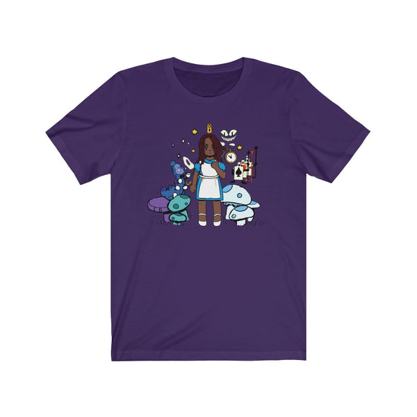 "JessieTheKid ""Alice In Wonderland"" Tee (Unisex)"