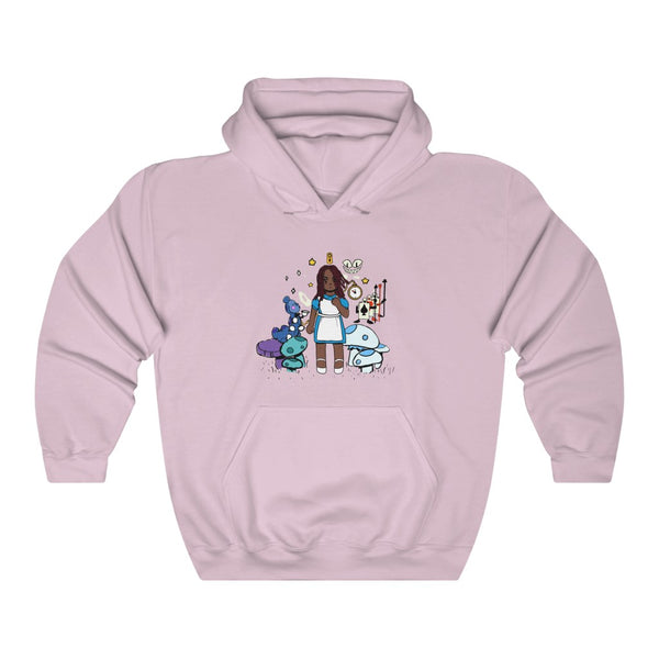 "JessieTheKid ""Alice In Wonderland"" Hoodie"