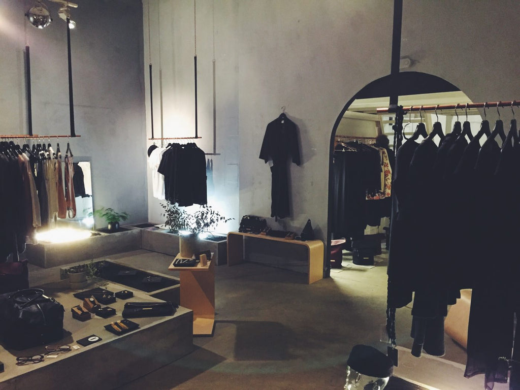 Mirkka Metsola at Awake Collective Helsinki Boutique