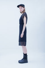 Mirkka Metsola Sustainable Black Jersey Dress