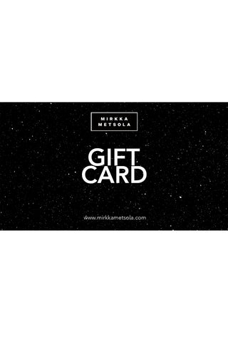 GIFT CARD [electronic]