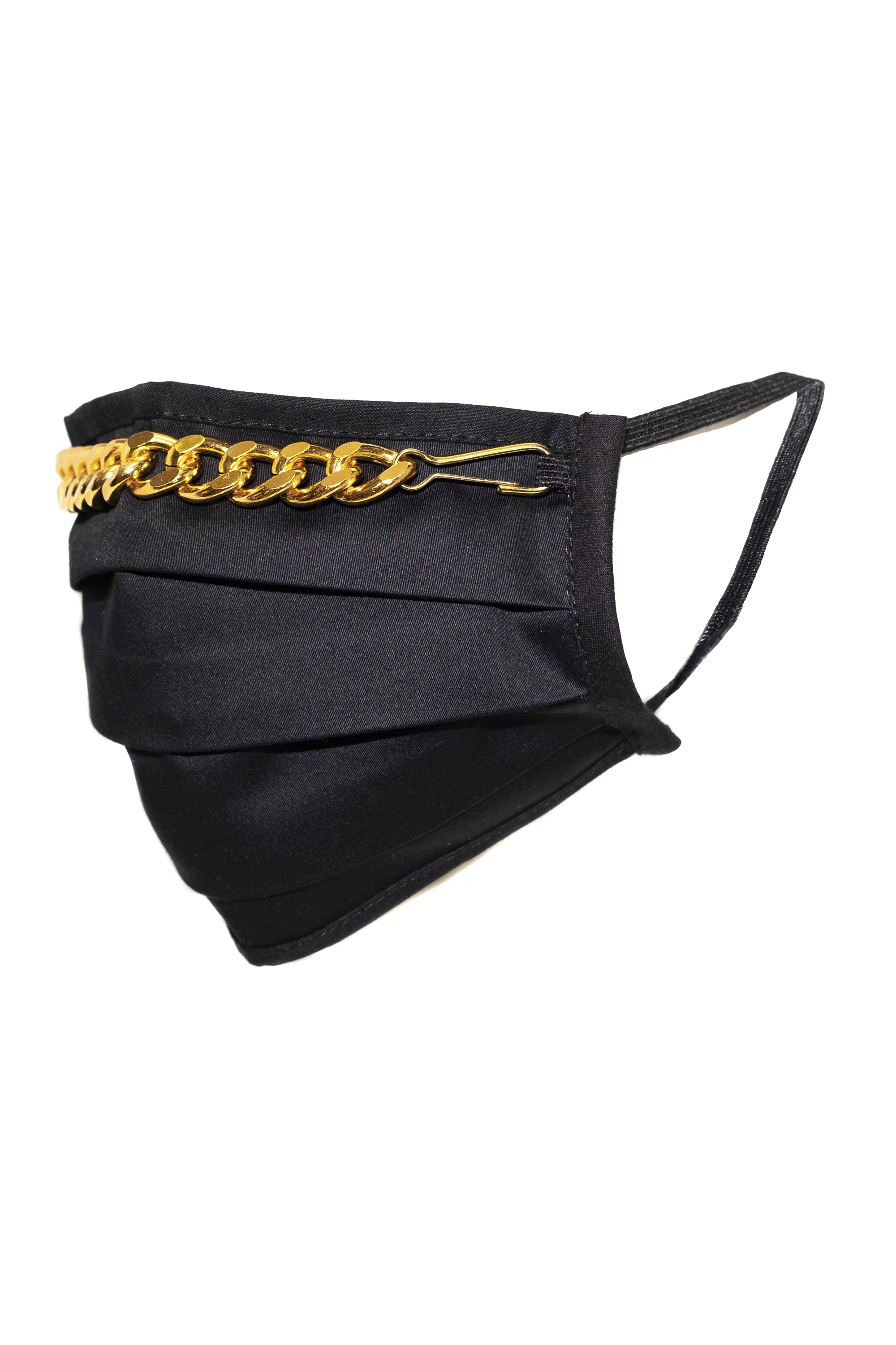 FACE MASK_Gold Chain [2-pack]