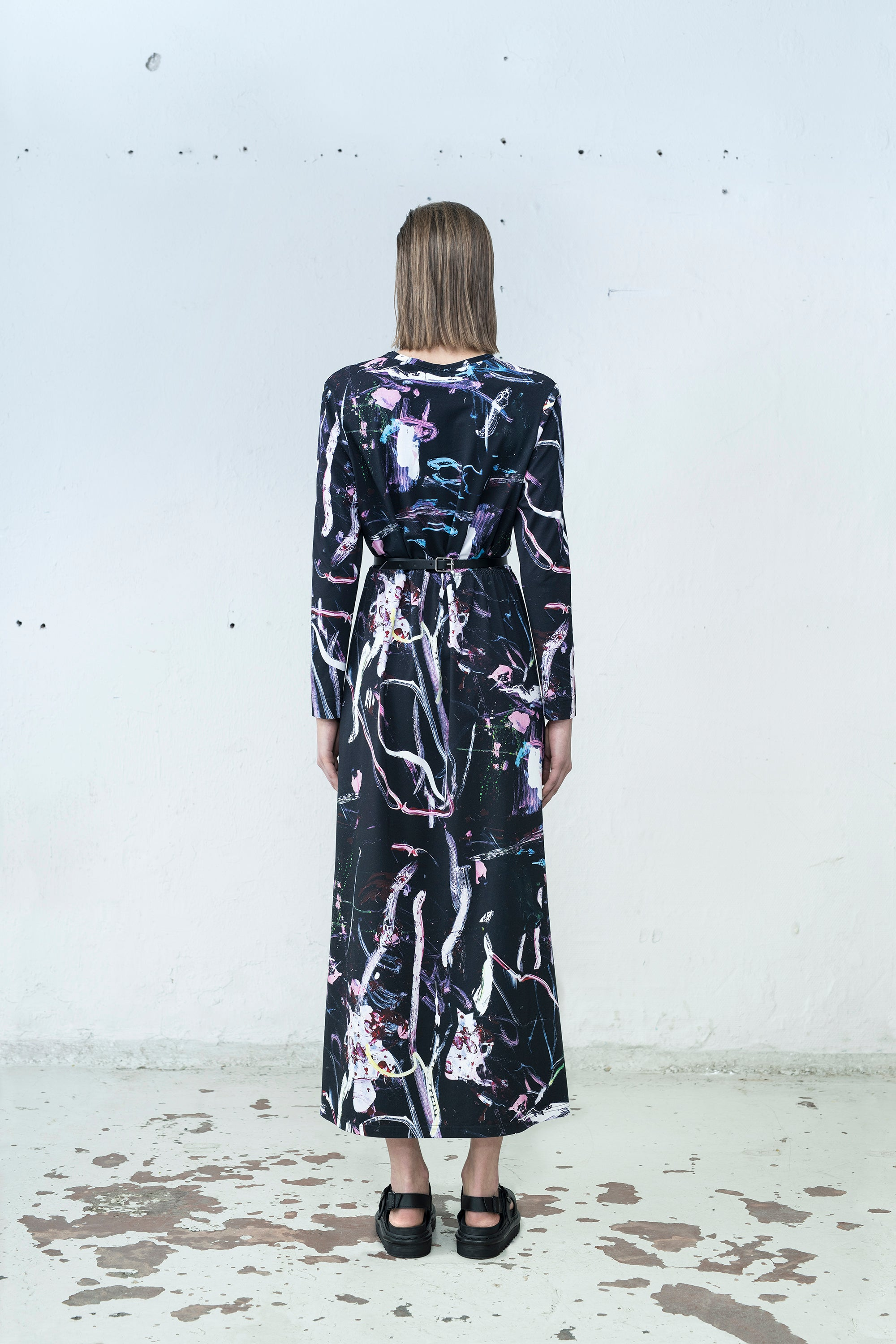 Long Dress Ultraviolet