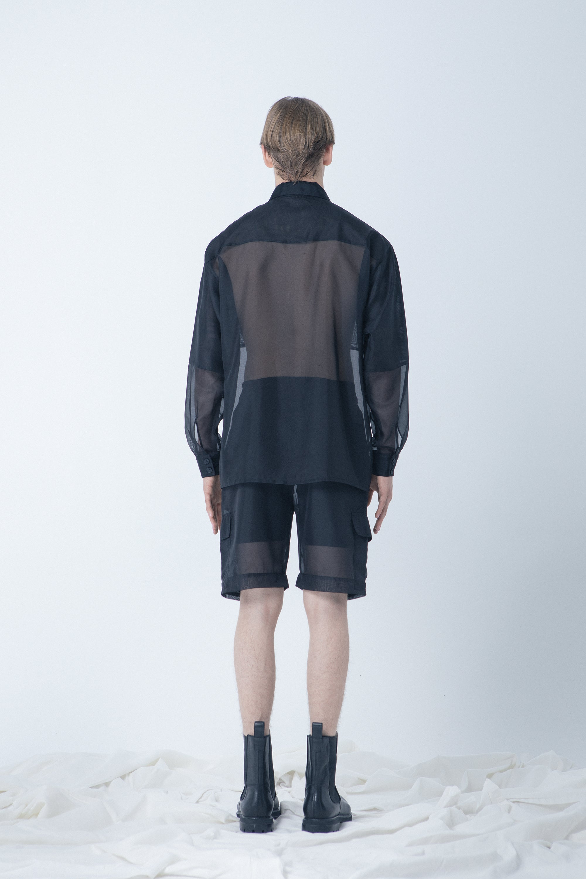 Transparent Shirt [Unisex]