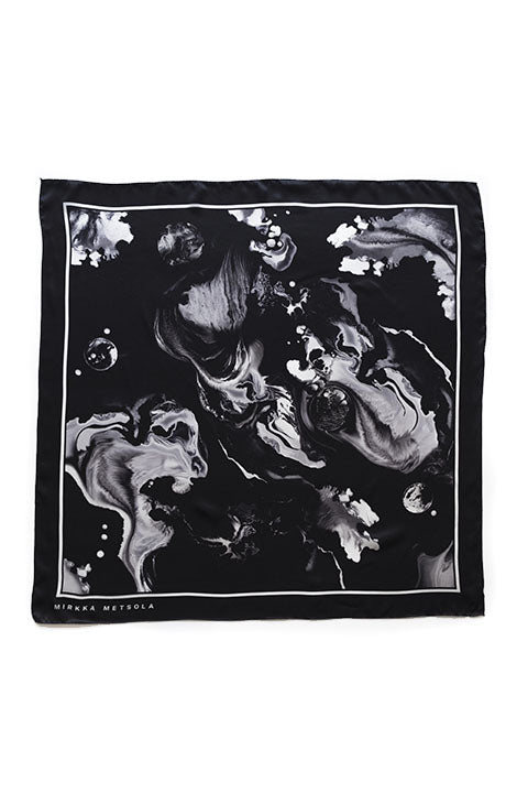 Mirkka Metsola Sustainable Big Silk Scarf