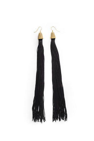 Mirkka Metsola Sustainable Fringe Earrings