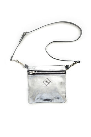 LITTLE KIM PURSE SILVER