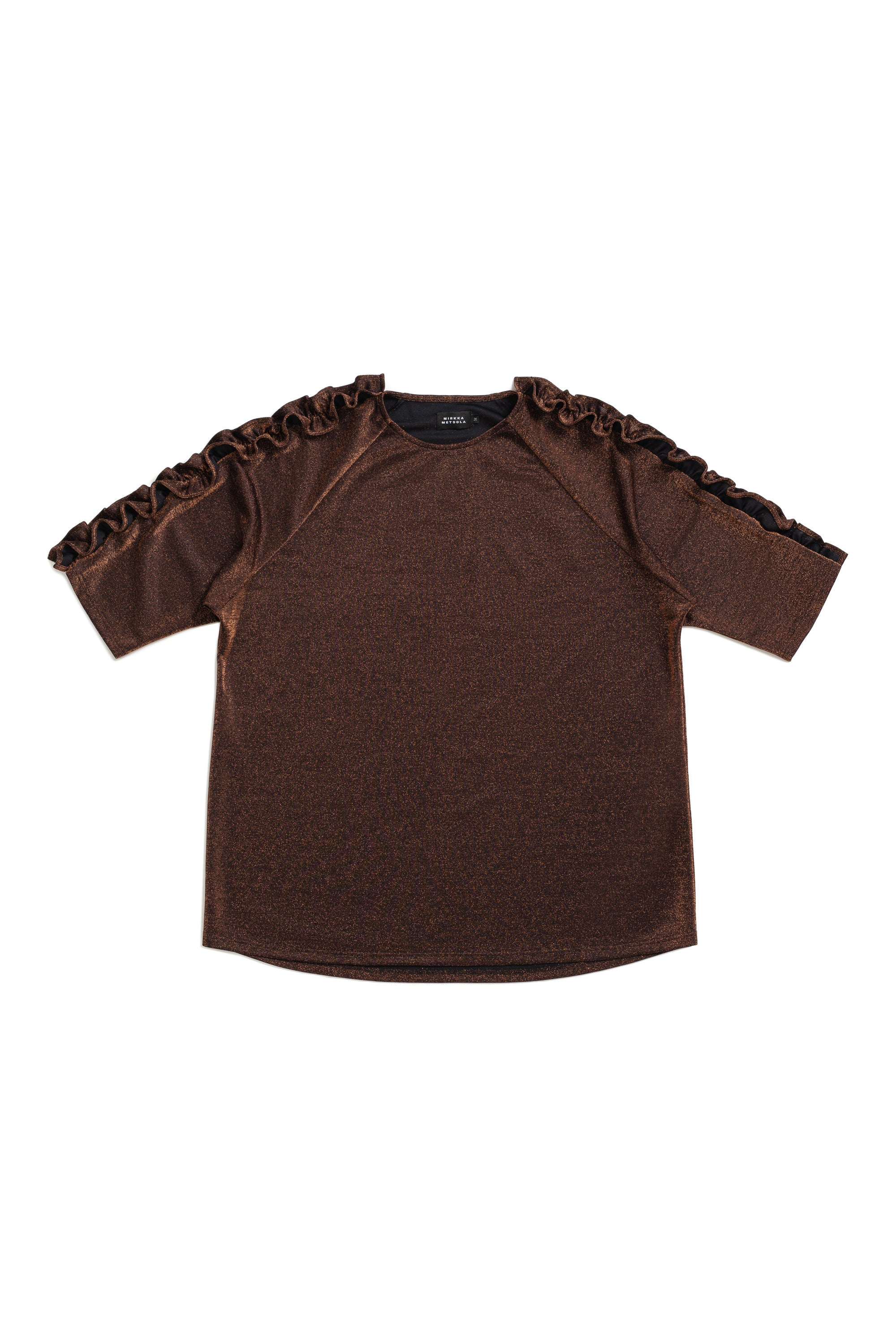 Ruffle Tunic [Copper]