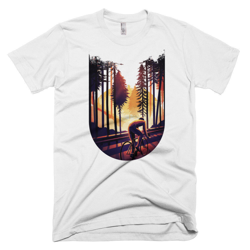 'Sunrise' Tee - Super Chez Bro