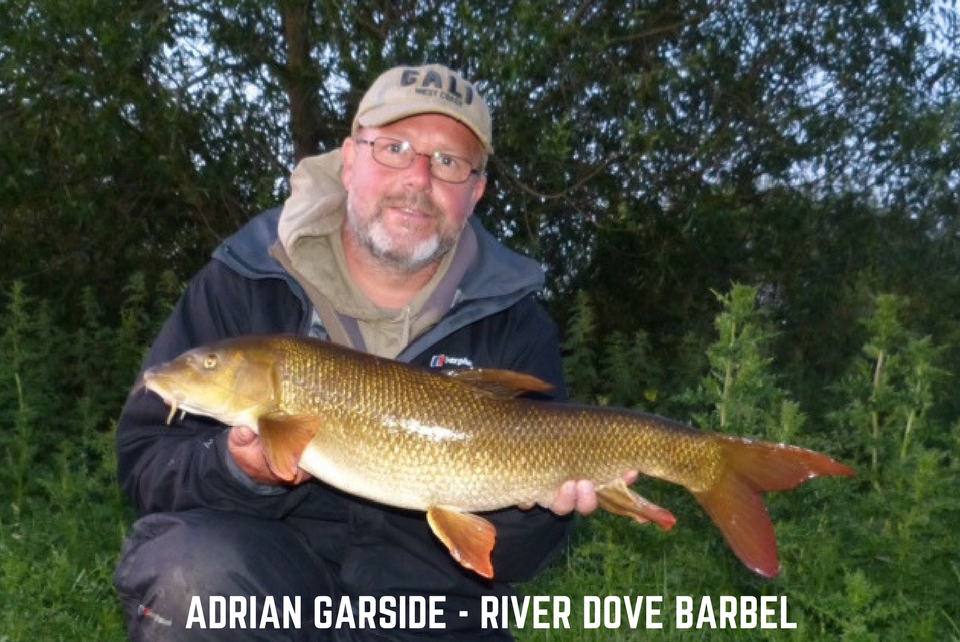 Barbel Fishing Start of the Season 2017- Adrian Garside