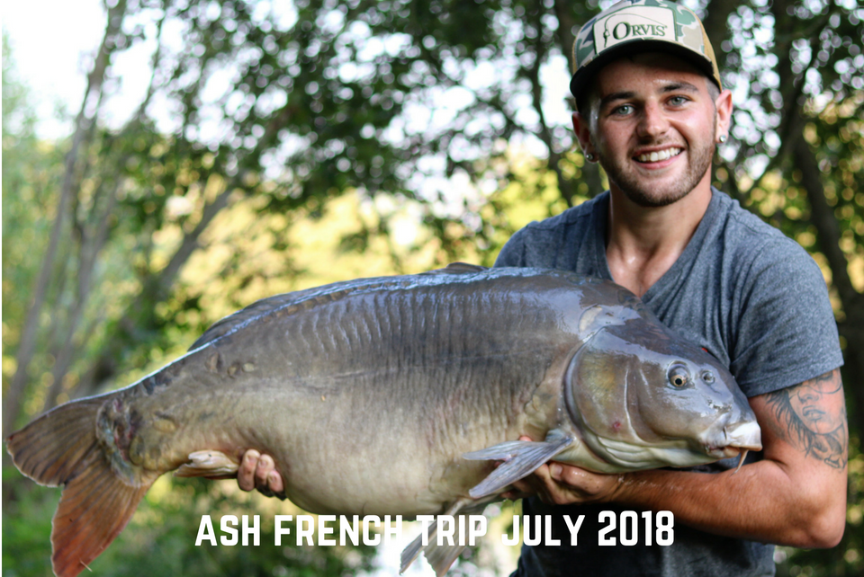 Ash French Trip July 2018