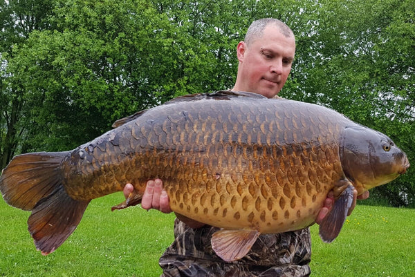Chris 'Carp King' Fennell - Hinders Baits