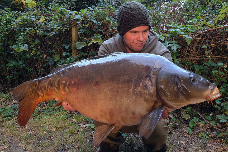 Beta'nana Bags a Brace of 30's for Craig