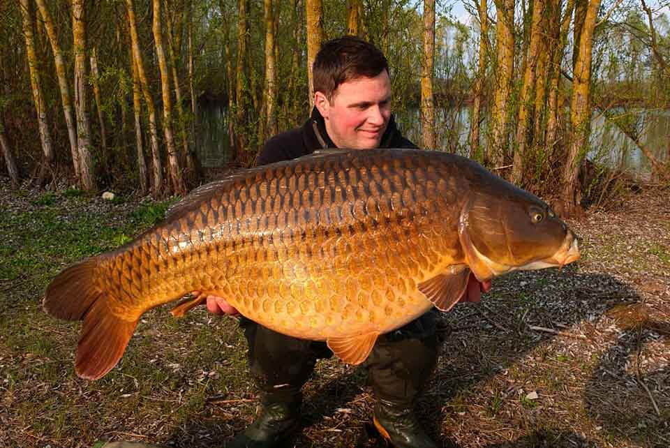 Craig Runham's monster France session