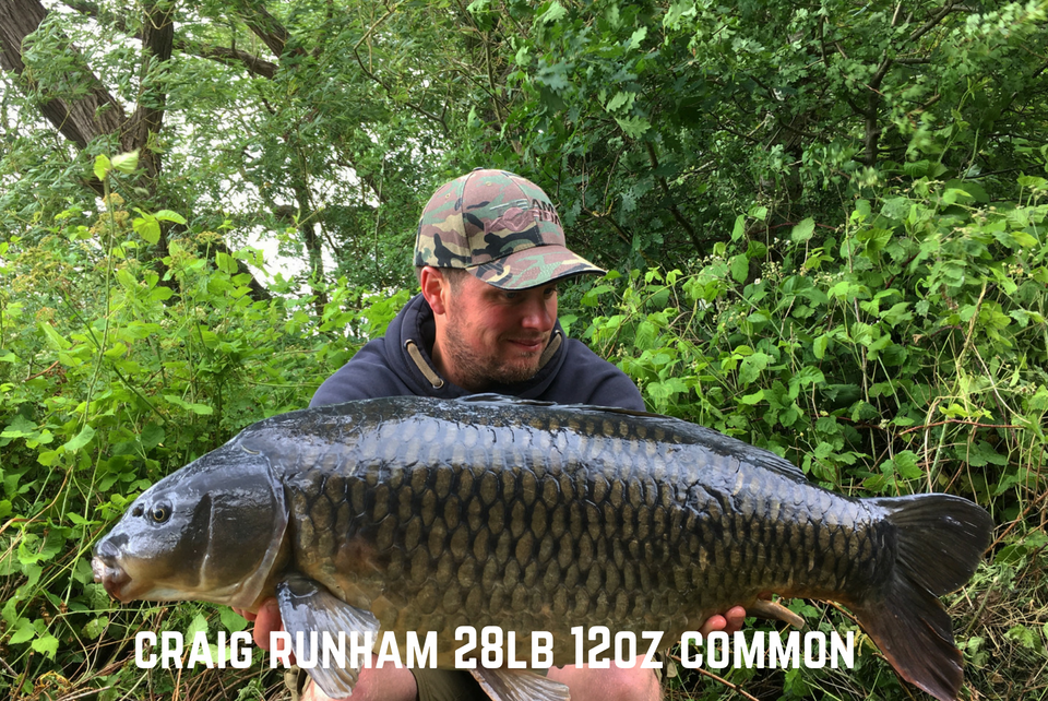 Craig Runham 28lb 12oz Common