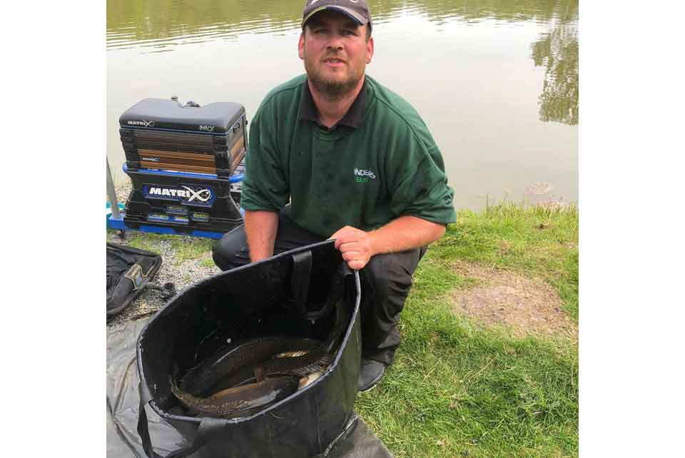 Stafford Moor Fishery Festival with Damian