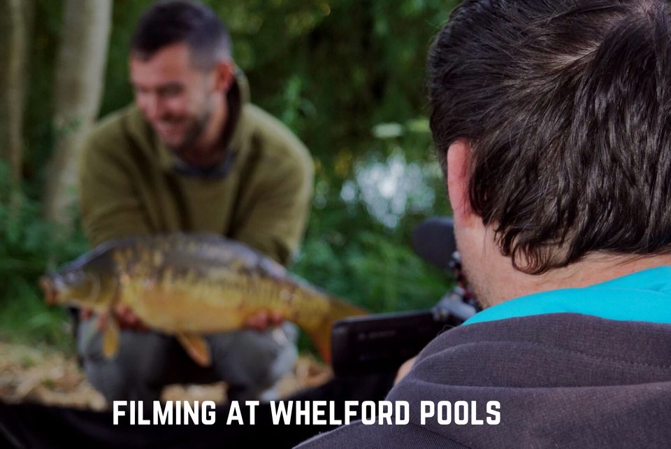 Carp Fishing at Whelford Pools