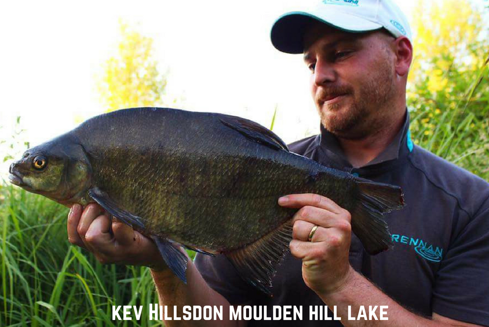 New Bait Success at Moulden Hill Lakes