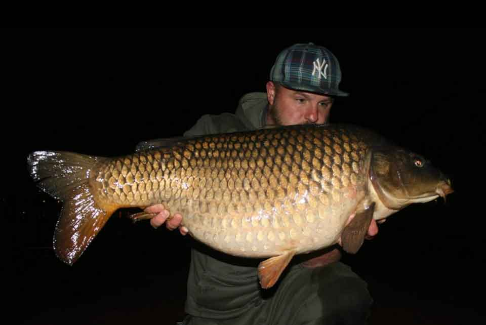 Slippery Common and new PB for Marc