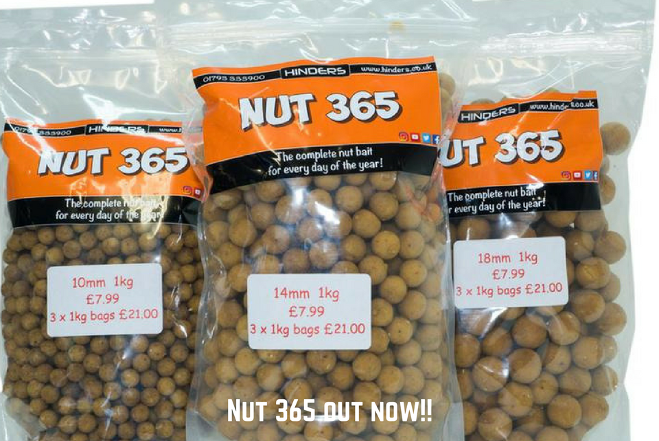 Nut 365 Bait Range Out Now