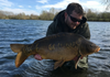 Scott Rivers with Linear Fisheries Carp