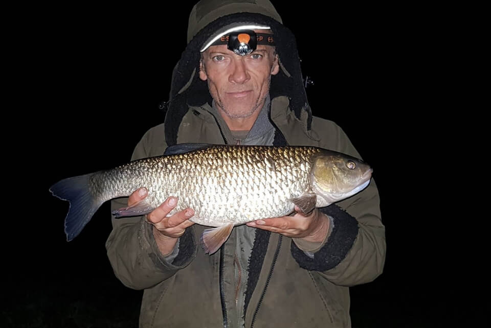Winter Dorset Chub
