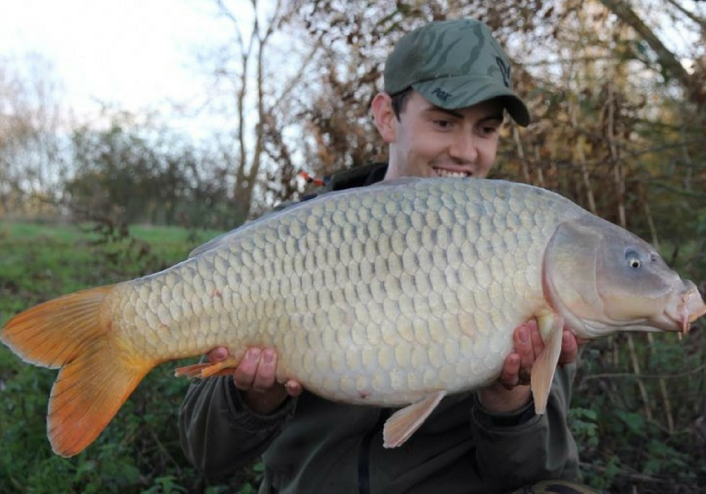 Tuition Sucess with Tom Maker at Linear Fisheries