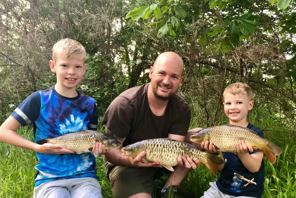 Fishing Family UK