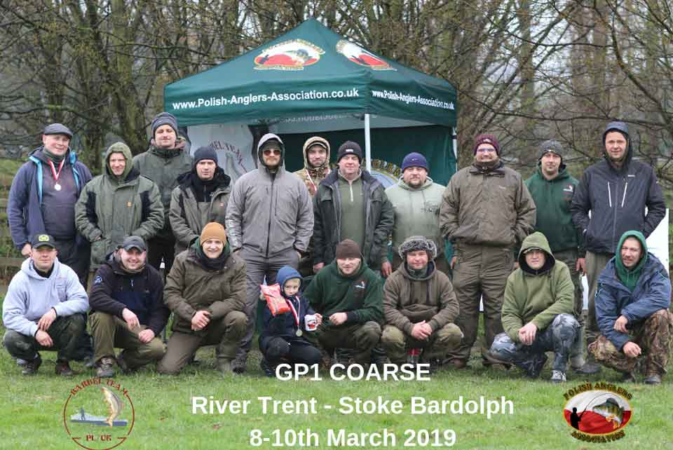 Polish Angling Association 2019 Grand Prix Coarse Result