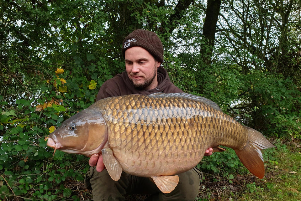 Another fish filled session for Craig